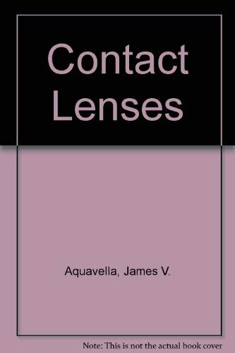 9780397506552: Contact Lenses