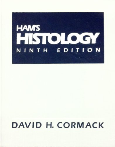 9780397506811: Ham's Histology