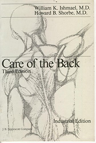 9780397507115: Care of the Back
