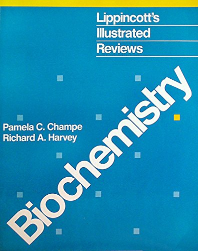 Champe Pamela C Harvey Richard A Lippincott S Illustrated Reviews
