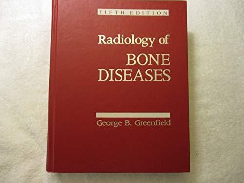 9780397509799: Radiology of Bone Diseases