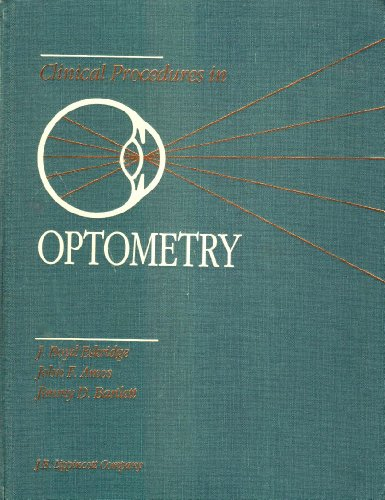 9780397509843: Clinical Procedures in Optometry