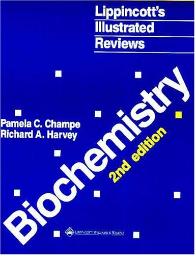 9780397510917: Lippincott's Illustrated Reviews: Biochemistry