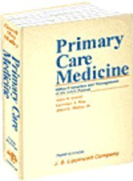 Primary Care Medicine: Office Evaluation and Management: Allan H., M.D.