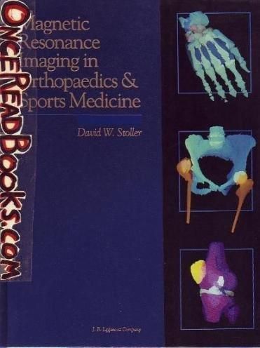 9780397511440: Magnetic Resonance Imaging in Orthopaedics & Sports Medicine