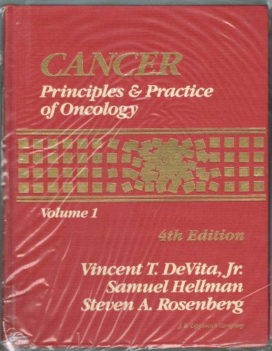 9780397513215: Cancer: Principles and Practice of Oncology