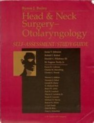 9780397513451: Head and Neck Surgery--Otolaryngology: Self-Assessment/Study Guide