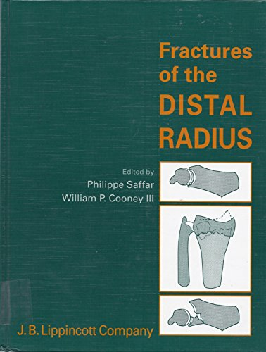 9780397514250: Fractures of the Distal Radius