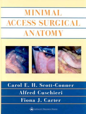 9780397514595: Minimal Access Surgical Anatomy