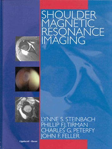9780397514687: Shoulder Magnetic Resonance Imaging
