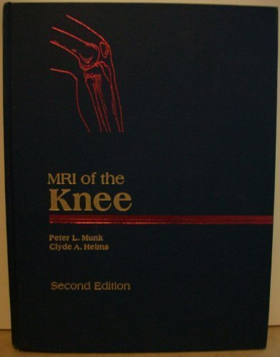 9780397516421: Mri of the Knee