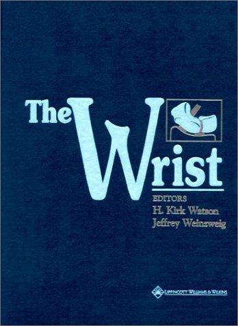 9780397517268: The Wrist
