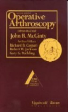 Operative Arthroscopy (WINDOWS/MACINTOSH CD-ROM): McGinty, John B.; Lannotti