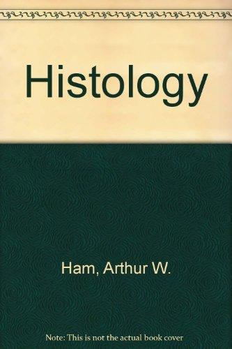 9780397520626: Histology