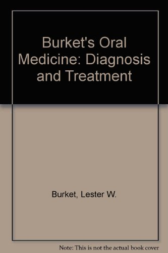 9780397521067: Burket's Oral Medicine: Diagnosis and Treatment