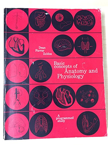 Basic Concepts of Anatomy and Physiology: Dean, W.B., etc.