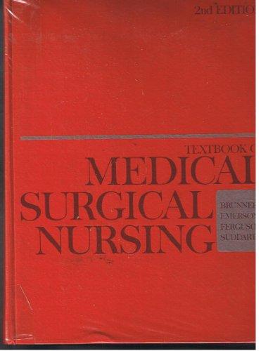9780397540990: Textbook of Medical-Surgical Nursing