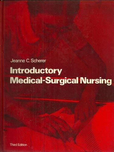 9780397542802: Introductory medical surgical nursing