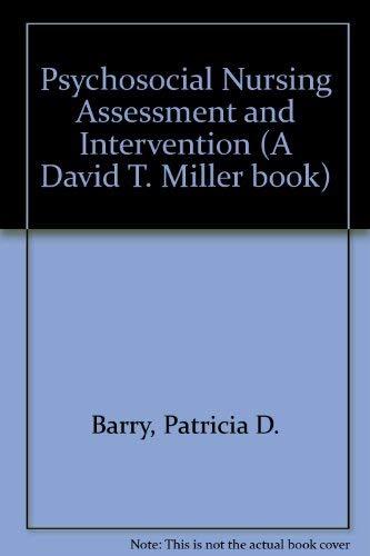 9780397543922: Psychosocial Nursing Assessment and Intervention