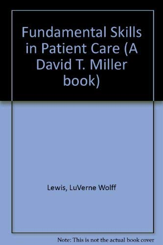 9780397544394: Fundamental Skills in Patient Care