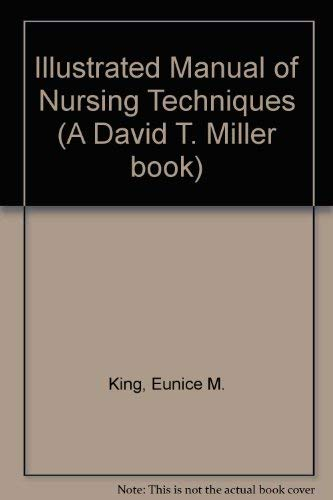 9780397545216: Illustrated Manual of Nursing Techniques