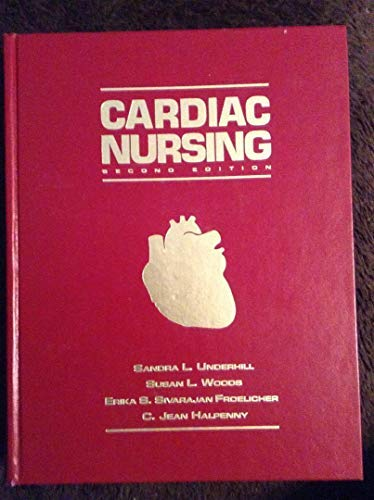 9780397546480: Cardiac Nursing