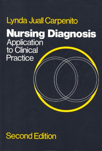 9780397546558: Handbook of Nursing Diagnosis