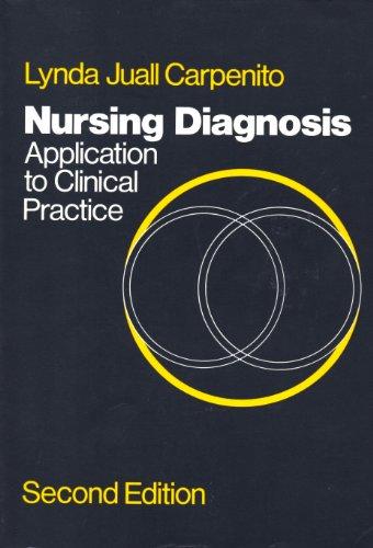 Handbook of Nursing Diagnosis: Carpenito, Lynda Juall