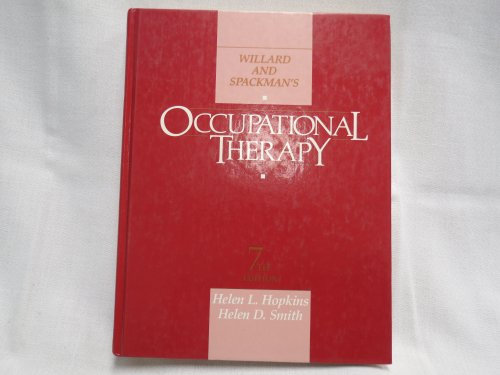 9780397546794: Occupational Therapy