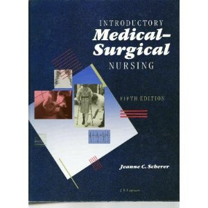 9780397547555: Introductory Medical-Surgical Nursing