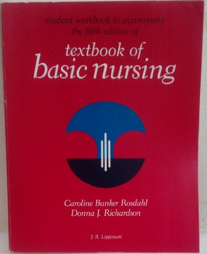 9780397547715: Textbook of Basic Nursing: Student Workbook