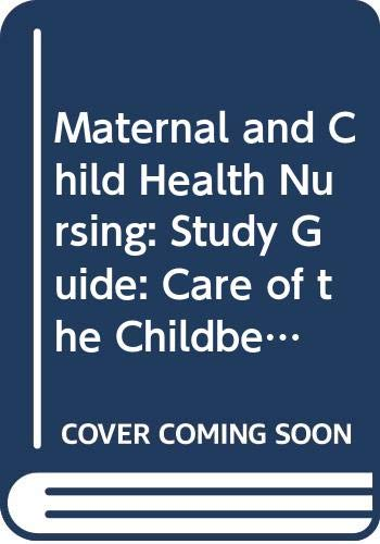 9780397548644: Student Workbook to Accompany Pillitteri's Maternal and Child Health Nursing: Care of the Childbearing and Childrearing Family