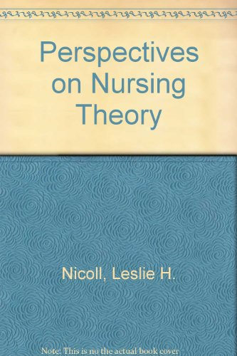 9780397549108: Perspectives on Nursing Theory