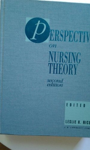9780397549115: Perspectives on Nursing Theory