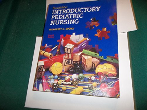 9780397549467: Broadribb's Introductory Pediatric Nursing