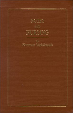 Notes on Nursing: What It Is and What It Is Not 9780397550074 Written by nursing's brilliant first theorist/researcher and first published in 1859, Notes on Nursing: What It Is and What It Is Not is regarded as nursing's first textbook. An ideal gift for anyone in nursing, this special edition contains the original text in its entirety with commentaries by 12 prominent nursing theorists. Beautifully bound with marbled end pages, gilded edges, and a ribbon book marker.