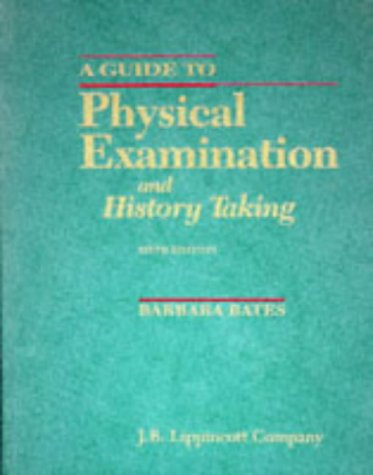 9780397550531: A Guide to Physical Examination and History Taking/a Guide to Clinical Thinking