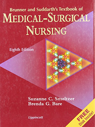 Brunner and Suddarth's Textbook of Medical-Surgical Nursing (Brunner and Suddarth's ...