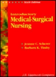 9780397550975: Introductory Medical-Surgical Nursing