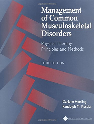 9780397551507: Management of Common Musculoskeletal Disorders: Physical Therapy Principles and Methods