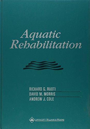 9780397551521: Aquatic Rehabilitation