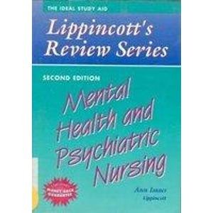 9780397552153: Mental Health and Psychiatric Nursing (Lippincott's Review Series)