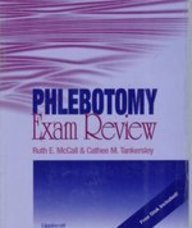 9780397552320: Phlebotomy Exam Review