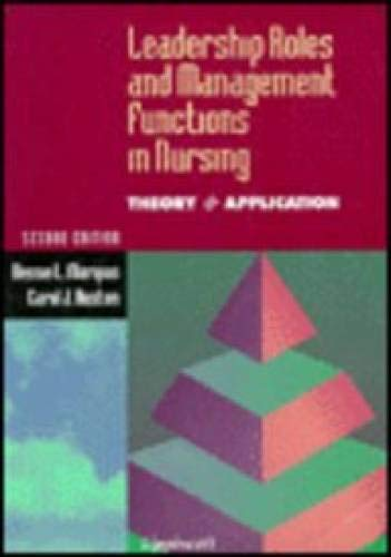 Leadership Roles and Management Functions in Nursing Theory and ...