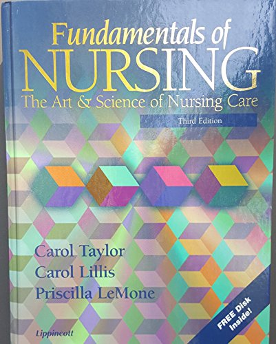 9780397552788: Fundamentals of Nursing: The Art and Science of Nursing Care
