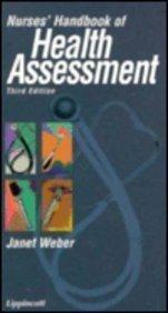 9780397553266: Nurses' Handbook of Health Assessment