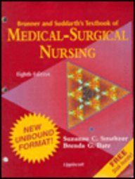 Brunner and Suddarth's Textbook of Medical-Surgical Nursing (9780397554805) by Suzanne C. Smeltzer; Brenda G. Bare