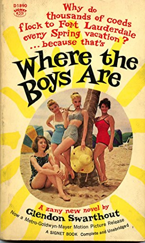 9780397570126: Where the Boys Are