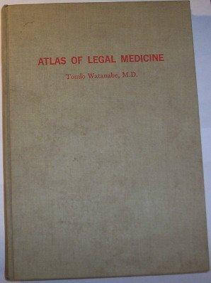 9780397580262: Atlas of legal medicine