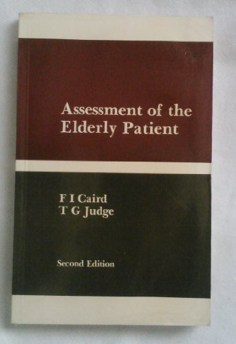 9780397582570: Assessment of the elderly patient